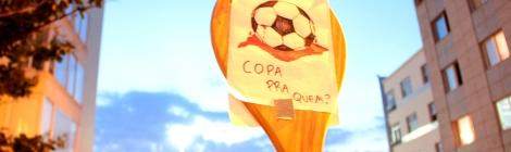 Não vai ter Copa!